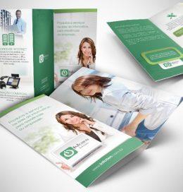 Panfletos e Folders