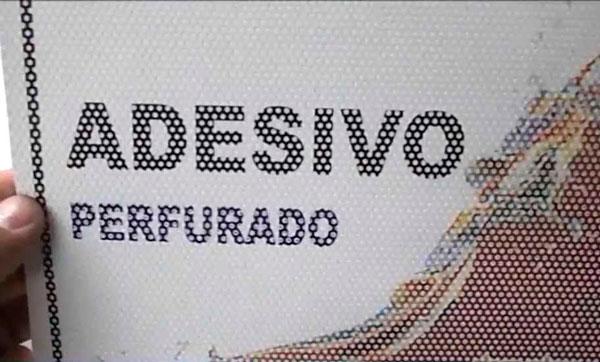 ADESIVO CITRU (PERFURADO)