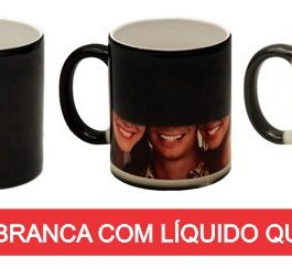 CANECA BLACK MAGIC